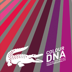LACOSTE COLOUR DNA
