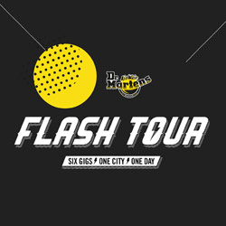 DR MARTENS FLASH TOUR