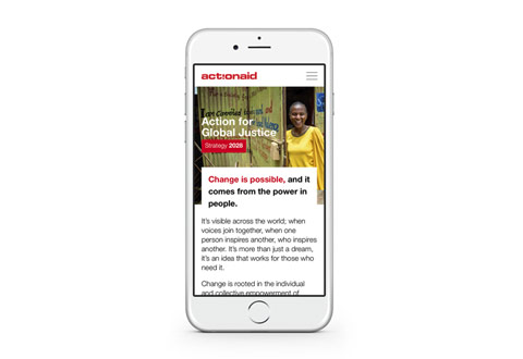 ACTIONAID STRATEGY 2028