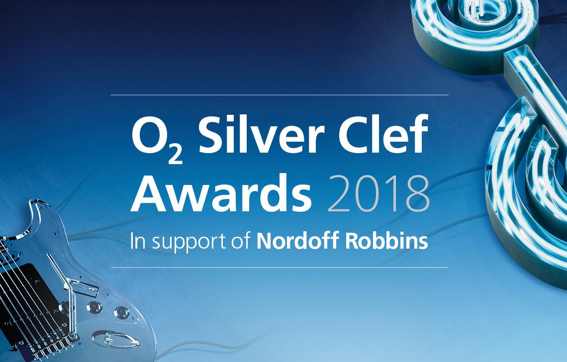 O2 Silver Clef Awards