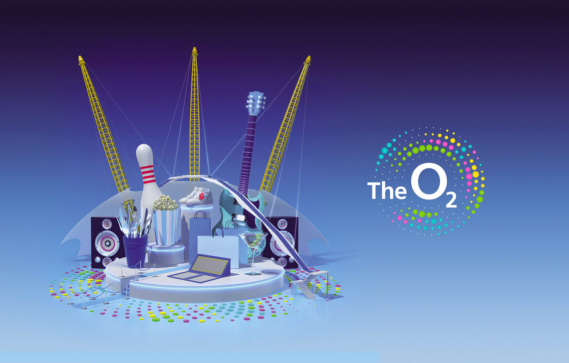 The O2 Destination Campaign