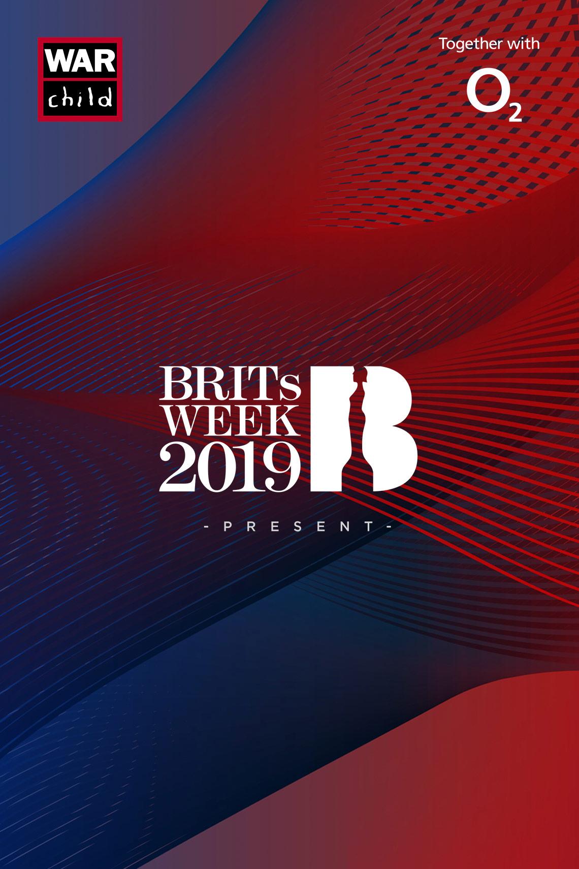 O2 War Child Brits Week